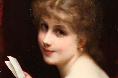 Etienne-Adolphe Piot (French 1850 – 1910)